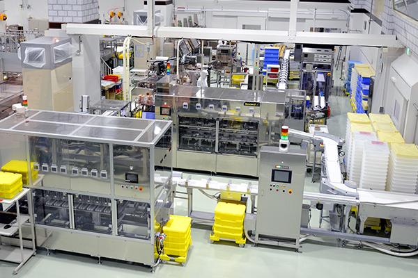 工場内のイメージ画像